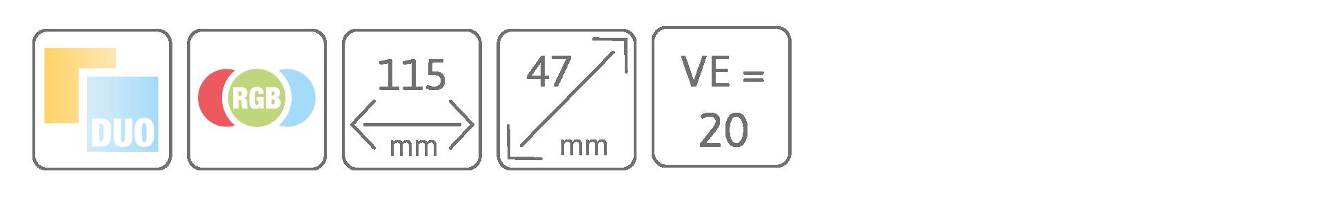 Technische Daten für SL-WST230VAC-1800